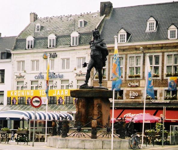 Tongeren Belgien belgië beroemde verhalen en overblijfselen uit de romeinse tijd