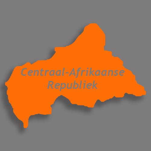 vlag centraal afrikaanse republiek