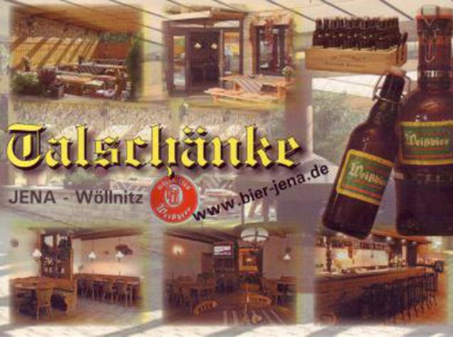 Het Belgische Bier - Andere Biernaties: Duitsland - Talschänke