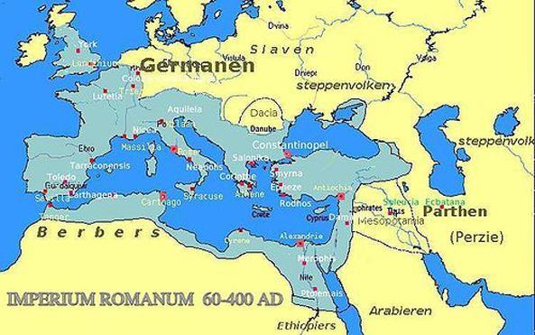 Welp België - Geschiedenis van het Romeinse Rijk - Deel 3 WM-77